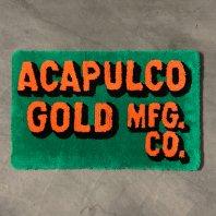 <font size=5>ACAPULCO GOLD</font><br>AG RUG MAT<br>GREEN×ORANGE<br>