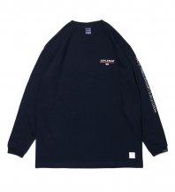 <font size=5>APPLEBUM</font><br>Barcelona'92 Boy L/S T-shirt<br>Navy<br>