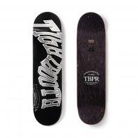 <font size=5>TBPR</font><br>ACID LOGO BLACK Skateboard<br>8<br>