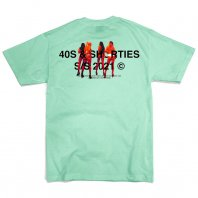 <font size=5>40's&Shorties</font><br>General Showtime Tee<br>2color<br>