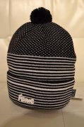 『HALL OF FAME』<br>SKI CUFF BEANIE<br>BLACK<img class='new_mark_img2' src='//img.shop-pro.jp/img/new/icons20.gif' style='border:none;display:inline;margin:0px;padding:0px;width:auto;' />
