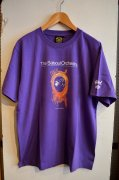 『BBP』<br>Salsoul Records x BBP The Salsoul Orchestra Tee<br>PURPLE<br>Lサイズ<img class='new_mark_img2' src='https://img.shop-pro.jp/img/new/icons50.gif' style='border:none;display:inline;margin:0px;padding:0px;width:auto;' />