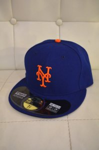 『NEW ERA』NEW YORK NETSBLUE / ORANGE7 3/8