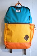 『VANS』<br>Van Doren II Backpack<br>Blue Grass