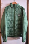 『THE NORTH FACE』<br>BRECON JACKET<br>GREEN<br>Mサイズ<img class='new_mark_img2' src='//img.shop-pro.jp/img/new/icons20.gif' style='border:none;display:inline;margin:0px;padding:0px;width:auto;' />