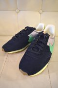 『NIKE』<br>NIKE PRE MONTREAL RACER VTG<br>NAVY / GREEN<br>24.5cm<img class='new_mark_img2' src='//img.shop-pro.jp/img/new/icons47.gif' style='border:none;display:inline;margin:0px;padding:0px;width:auto;' />