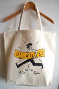 『OILWORKS』<br>OILWORKS TOTE BAG<br>NATURAL<img class='new_mark_img2' src='https://img.shop-pro.jp/img/new/icons47.gif' style='border:none;display:inline;margin:0px;padding:0px;width:auto;' />
