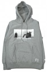 『BBP』<br>K.O.D.P. X BBP Blow Your Head Hoodie<br>GREY<br>Mサイズ<img class='new_mark_img2' src='//img.shop-pro.jp/img/new/icons47.gif' style='border:none;display:inline;margin:0px;padding:0px;width:auto;' />