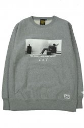 <font size=5>BBP</font><br>K.O.D.P. X BBP Blow Your Head<br>Crew Neck Sweat Shirt<br><img class='new_mark_img2' src='https://img.shop-pro.jp/img/new/icons50.gif' style='border:none;display:inline;margin:0px;padding:0px;width:auto;' />