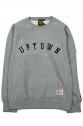 <font size=5>BBP</font><br>Uptown Slugger <br>Crew Neck Sweat Shirt<br><img class='new_mark_img2' src='https://img.shop-pro.jp/img/new/icons47.gif' style='border:none;display:inline;margin:0px;padding:0px;width:auto;' />