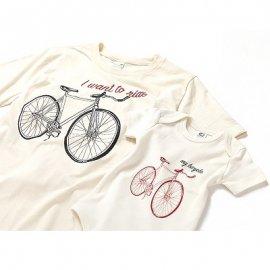 <img class='new_mark_img1' src='https://img.shop-pro.jp/img/new/icons25.gif' style='border:none;display:inline;margin:0px;padding:0px;width:auto;' />【ママ】半袖Tシャツ「MTB」オーガニックコットン(親子リンクコーデ・OrganicPAPAオリジナル)