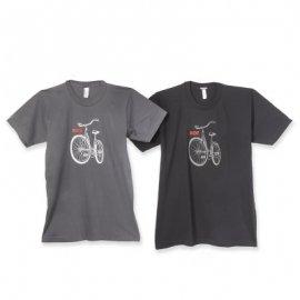 <img class='new_mark_img1' src='https://img.shop-pro.jp/img/new/icons55.gif' style='border:none;display:inline;margin:0px;padding:0px;width:auto;' />【パパ/ママ】半袖Tシャツ「BIKE」 (親子おそろい服)
