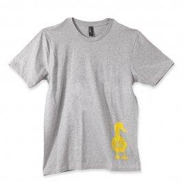 【パパ】半袖Tシャツ「Duck Duck GOOSE」 (親子リンクコーデ・オーガニックパパ別注)