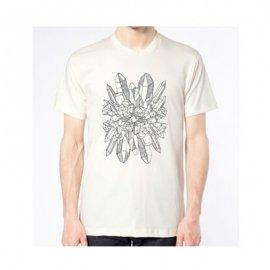 【パパ】半袖Tシャツ「CRYSTAL」(親子おそろい服)