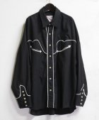 <img class='new_mark_img1' src='//img.shop-pro.jp/img/new/icons3.gif' style='border:none;display:inline;margin:0px;padding:0px;width:auto;' />LOOSE WESTERN SHIRTS
