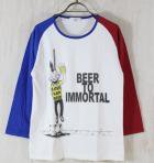 <img class='new_mark_img1' src='//img.shop-pro.jp/img/new/icons10.gif' style='border:none;display:inline;margin:0px;padding:0px;width:auto;' />IMMORTAL RAGLAN TEE