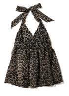 <img class='new_mark_img1' src='https://img.shop-pro.jp/img/new/icons23.gif' style='border:none;display:inline;margin:0px;padding:0px;width:auto;' />LEOPARD CHIFFON CAMISOLE
