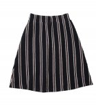 <img class='new_mark_img1' src='//img.shop-pro.jp/img/new/icons23.gif' style='border:none;display:inline;margin:0px;padding:0px;width:auto;' />CLASSIC STRIPE MIDI SKIRT