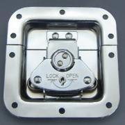 197 ロータリー錠(皿付・簡易鍵付)