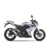 2013年モデル(ER250CDS) PEARL STARDUST WHITE