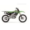 2013年モデル(KX250ZDF) LIME GREEN