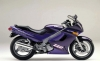 1992年モデル(EX250-H3) METALLIC VIOLET ROYAL / METALLIC EVENTIDE