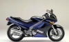 1992年モデル(EX250-H3) EBONY / METALLIC SONIC BLUE