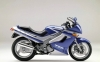 1990年モデル(EX250-H1) METALLIC OPAL SILVER / METALLIC SONIC BLUE