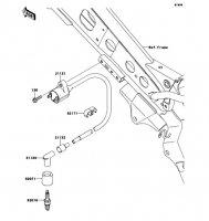 イグニッションシステム KLX110L 2010(KLX110DAF) - Kawasaki純正部品
