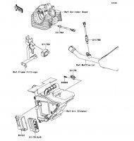 フユーエルインジェクション KLX125 2013(KLX125CDF) - Kawasaki純正部品