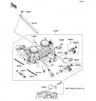 スロットル Ninja 400R ABS 2012(EX400DCF) - Kawasaki純正部品