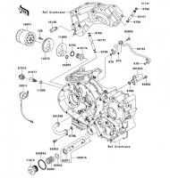 オイルフィルタ VULCAN 900 CLASSIC 2013(VN900BDFA) - Kawasaki純正部品