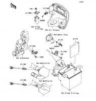 フユーエルインジェクション VULCAN 900 CLASSIC 2013(VN900BDFA) - Kawasaki純正部品