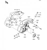 ヘッドライト ER-4N ABS 2013(ER400CDF) - Kawasaki純正部品