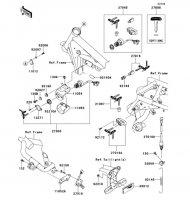 イグニッションスイッチ 250TR 2013(BJ250KDF) - Kawasaki純正部品