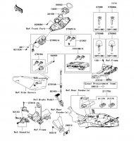 Ignition Switch 1400GTR 2009(ZG1400A9F) - Kawasaki純正部品