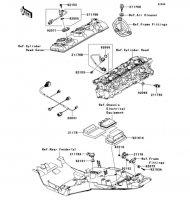 Fuel Injection 1400GTR 2008(ZG1400A8F) - Kawasaki純正部品