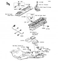 Fuel Injection 1400GTR ABS 2013(ZG1400CDF) - Kawasaki純正部品