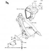 イグニッションシステム KLX450R 2008(KLX450A8F) - Kawasaki純正部品