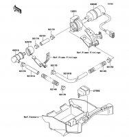 Fuel Pump Ninja ZX-9R 2002(ZX900-F1) - Kawasaki純正部品