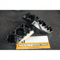MOOSERACING ワイド・ロ−バックポジションステップ