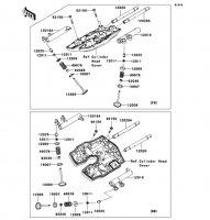 Valve(s) VN2000 2004(VN2000-A1) - Kawasaki純正部品