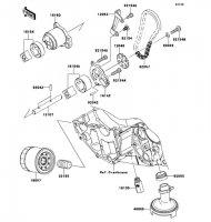 Oil Pump VERSYS 2011(KLE650CBF) - Kawasaki純正部品