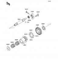 Balancer VERSYS 1000 2012(KLZ1000ACF) - Kawasaki純正部品