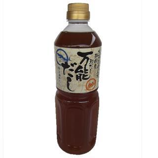 梅薫酢醸造元「万能だし」1000ml