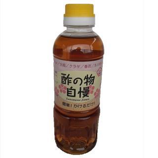 梅薫酢醸造元「酢の物自慢」400ml