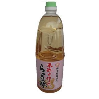 梅薫酢醸造元「らっきょ酢」1800ml