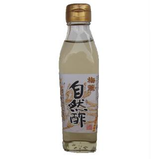 梅薫酢醸造元「自然酢」300ml