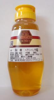 弥生が丘養蜂園「りんご蜂蜜」300gプラ