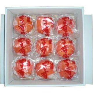【送料無料】朝倉産「冷蔵富有柿」2Lサイズ:3kg